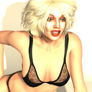 Jeane 3D-model FM UW 3d model