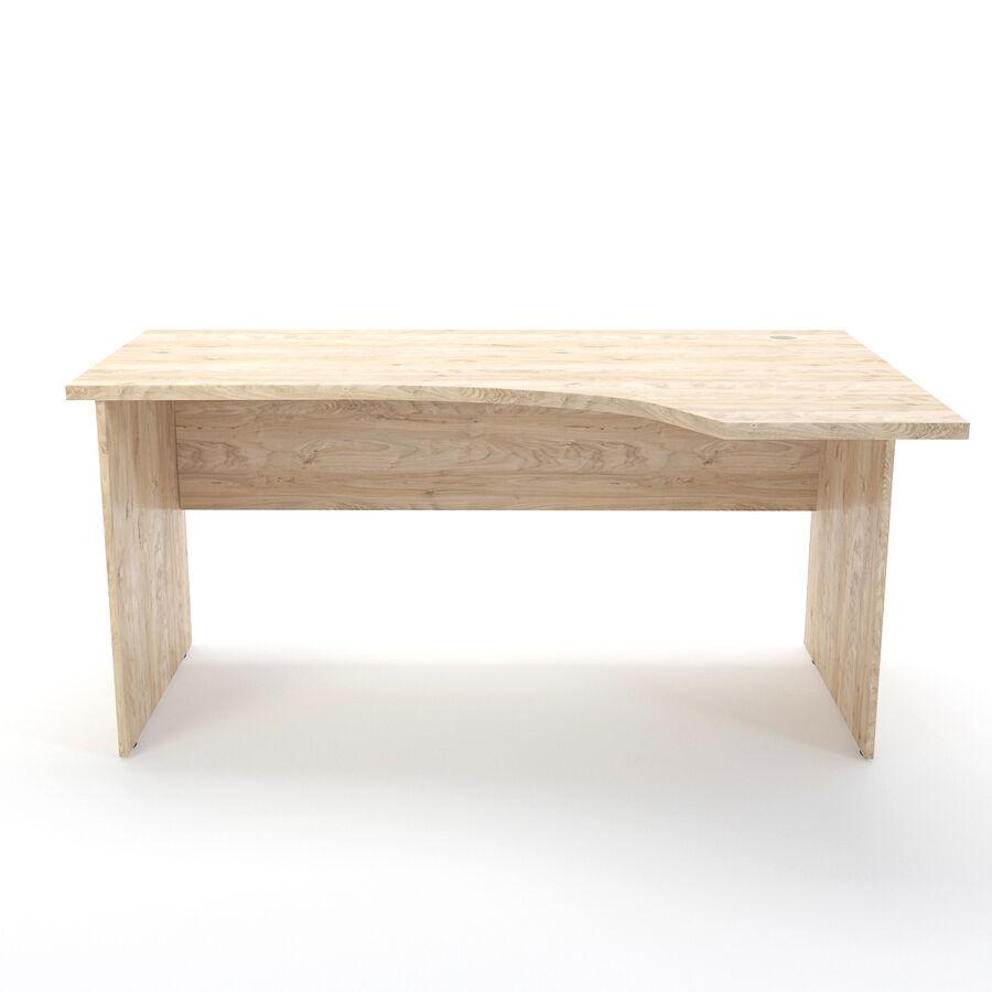 Büro-Schreibtisch-Set royalty-free 3d model - Preview no. 18