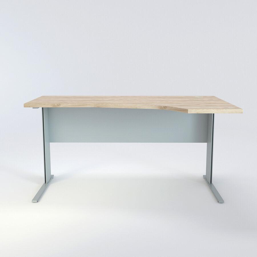 Büro-Schreibtisch-Set royalty-free 3d model - Preview no. 26