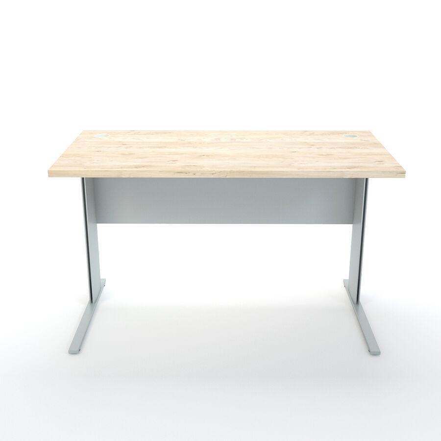 Büro-Schreibtisch-Set royalty-free 3d model - Preview no. 62