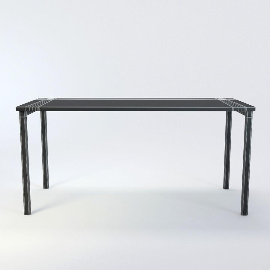Büro-Schreibtisch-Set royalty-free 3d model - Preview no. 40