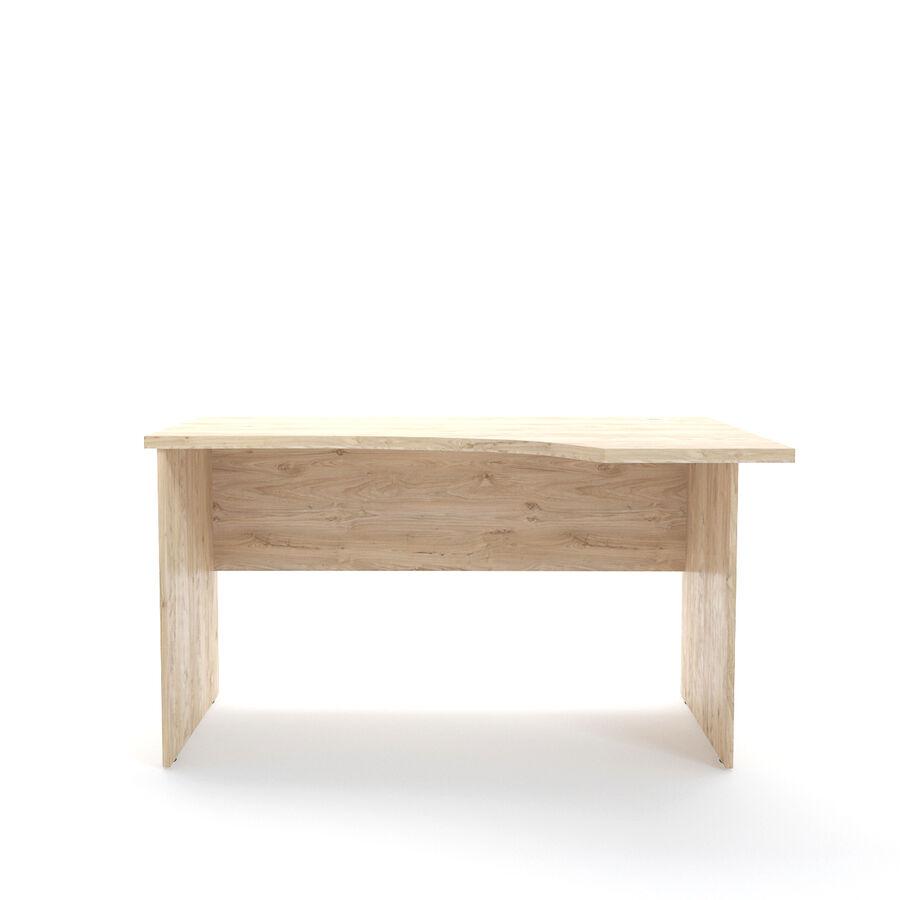 Büro-Schreibtisch-Set royalty-free 3d model - Preview no. 14