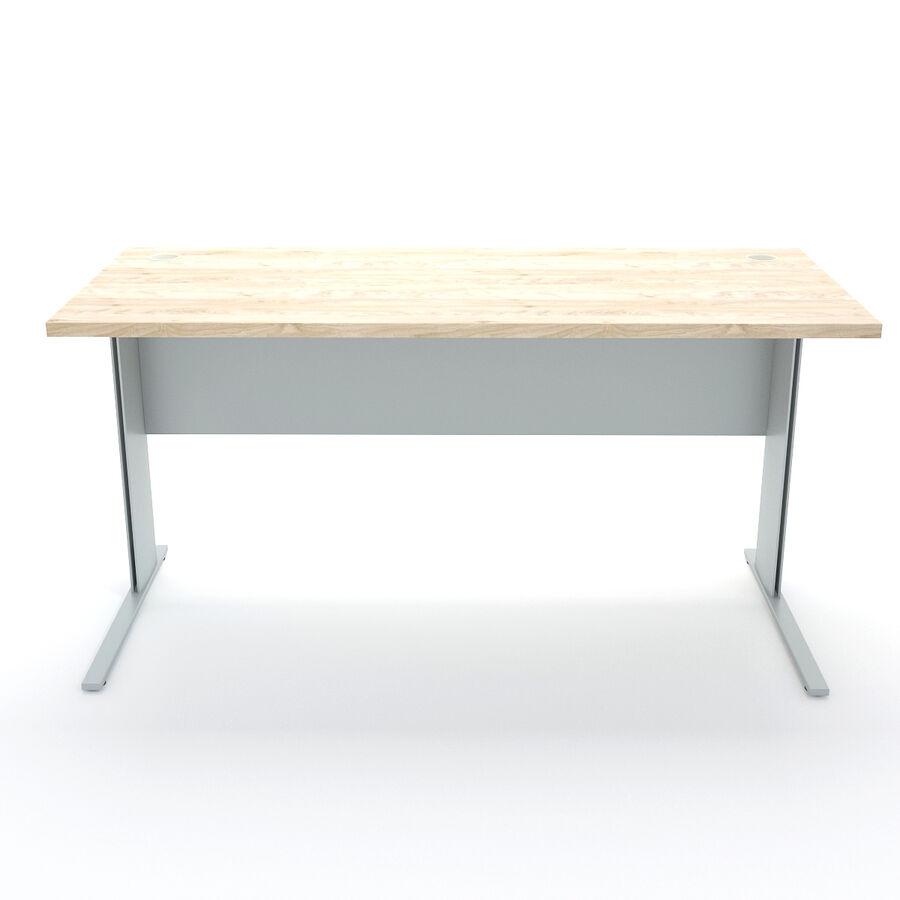 Büro-Schreibtisch-Set royalty-free 3d model - Preview no. 66