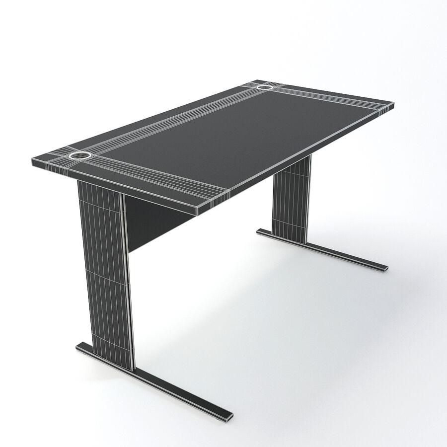 Büro-Schreibtisch-Set royalty-free 3d model - Preview no. 65