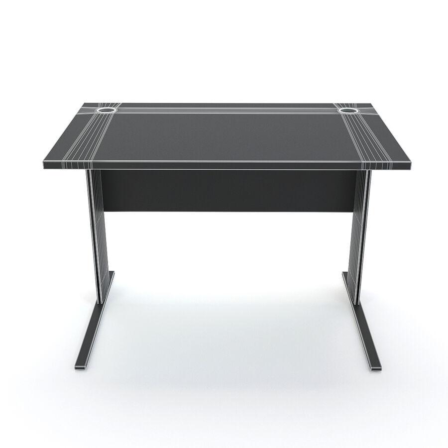 Büro-Schreibtisch-Set royalty-free 3d model - Preview no. 60