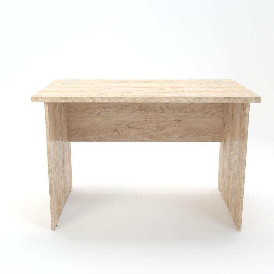 Büro-Schreibtisch-Set royalty-free 3d model - Preview no. 54