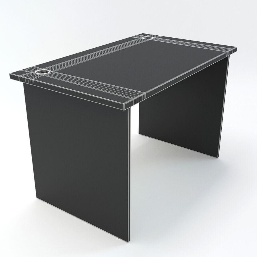 Büro-Schreibtisch-Set royalty-free 3d model - Preview no. 57