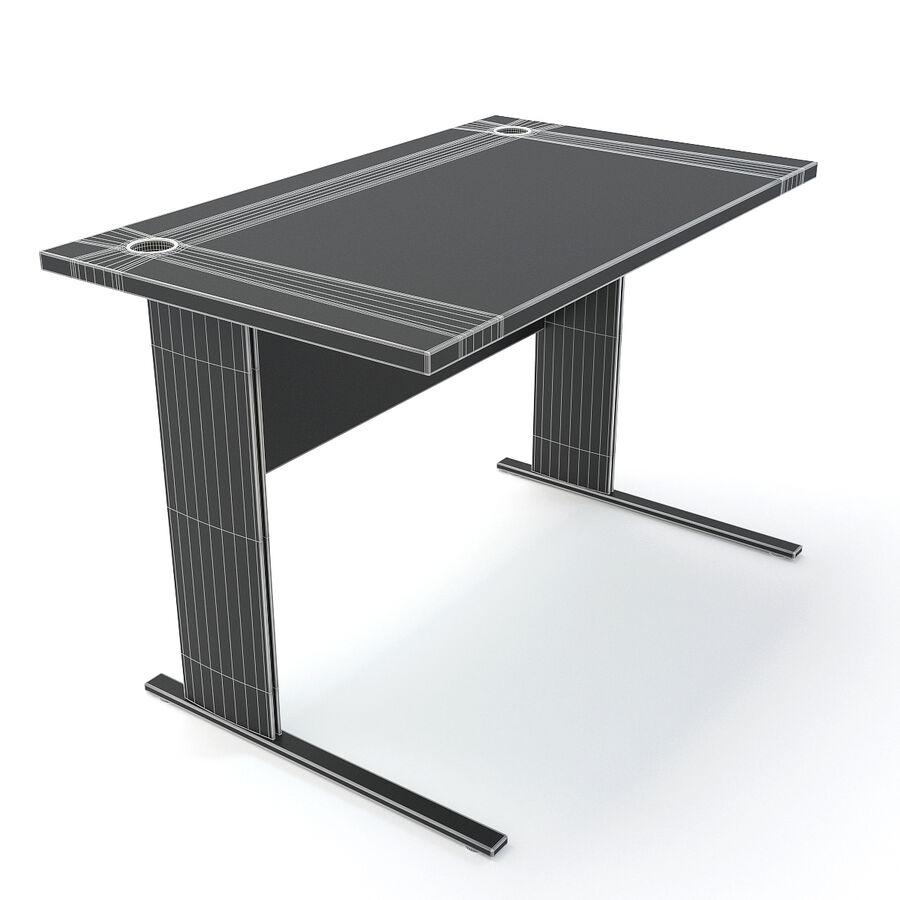 Büro-Schreibtisch-Set royalty-free 3d model - Preview no. 61