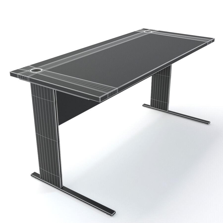 Büro-Schreibtisch-Set royalty-free 3d model - Preview no. 69