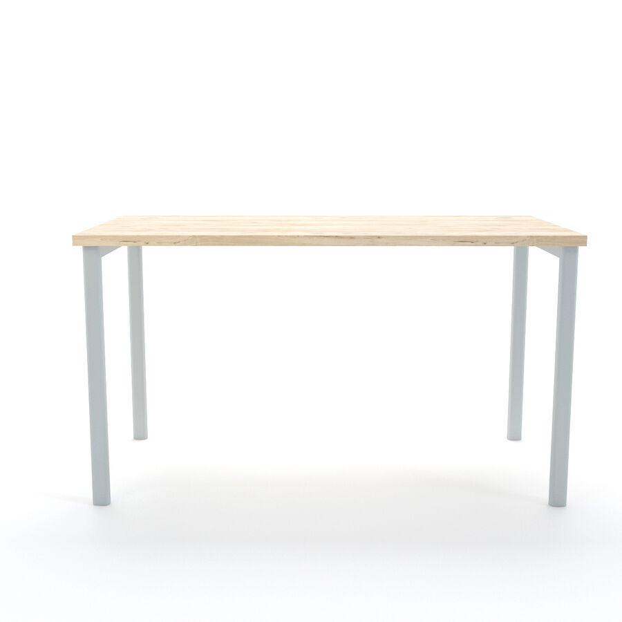 Büro-Schreibtisch-Set royalty-free 3d model - Preview no. 42