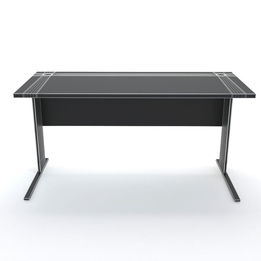 Büro-Schreibtisch-Set royalty-free 3d model - Preview no. 68