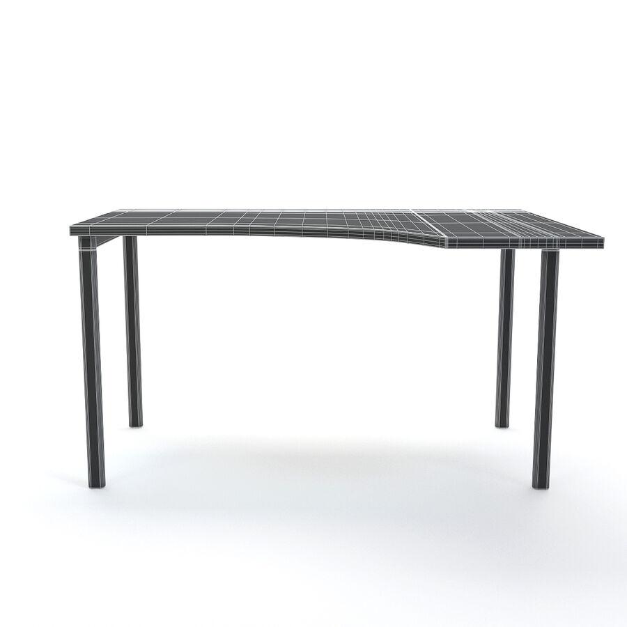 Büro-Schreibtisch-Set royalty-free 3d model - Preview no. 36