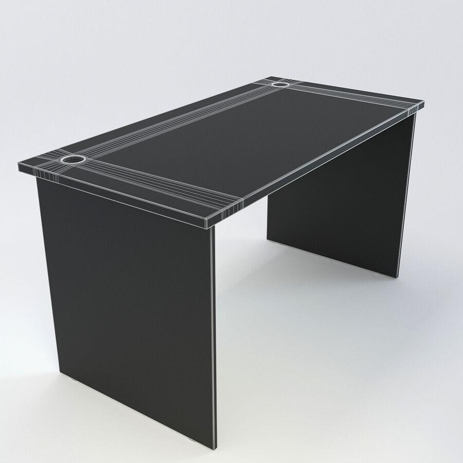 Büro-Schreibtisch-Set royalty-free 3d model - Preview no. 53