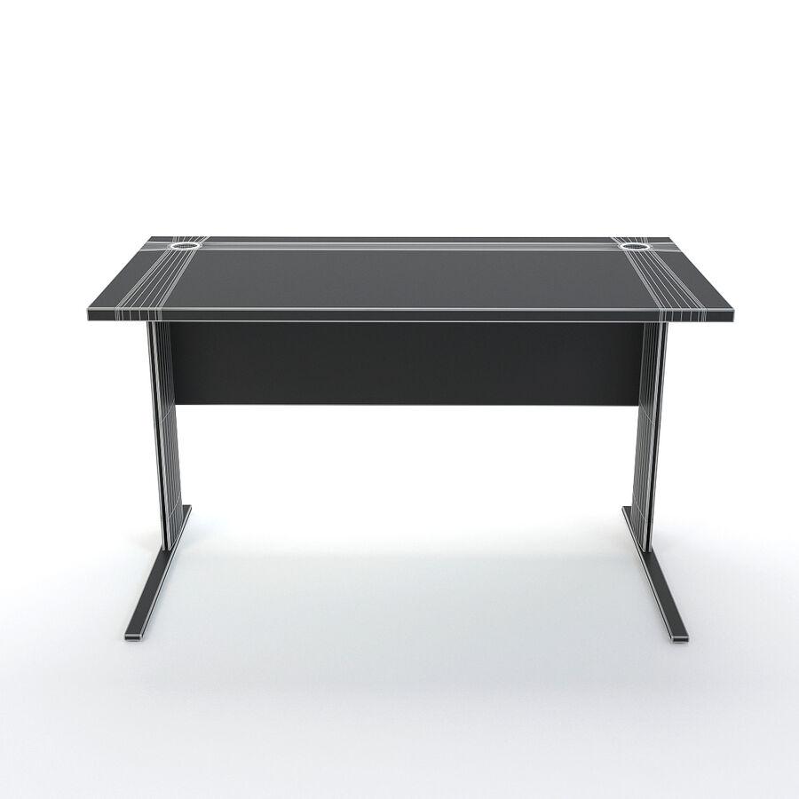 Büro-Schreibtisch-Set royalty-free 3d model - Preview no. 64