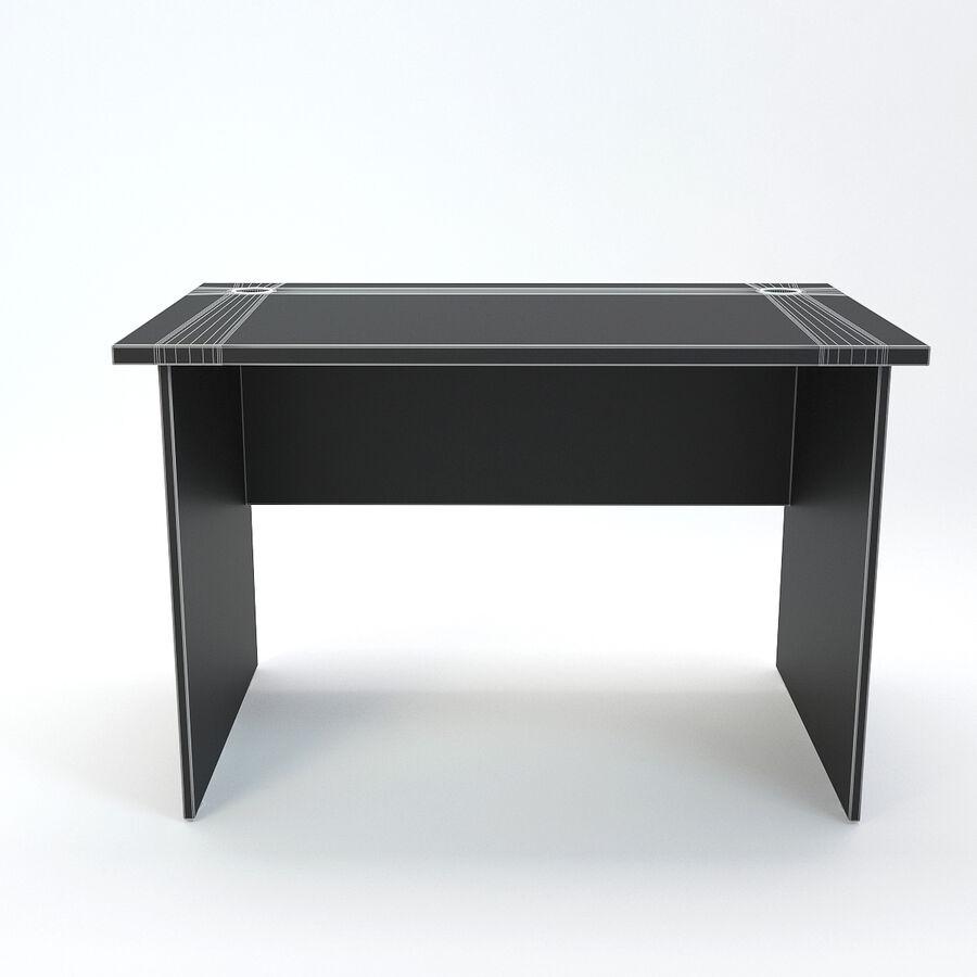 Büro-Schreibtisch-Set royalty-free 3d model - Preview no. 56