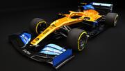F1 Mclaren MCL35 2020 3d model