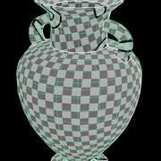 Vase à 2 mains 3d model