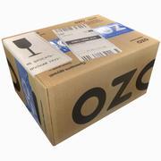 オンラインストアパッケージまたは小包 3d model