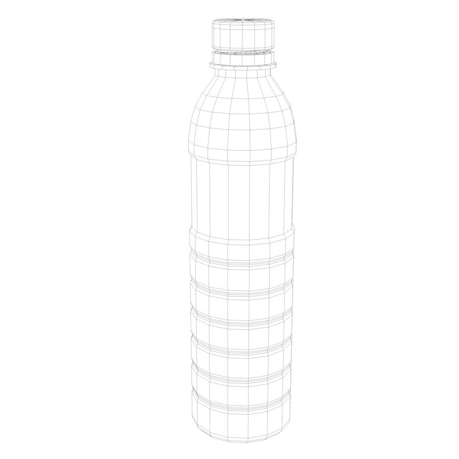 Water Bottle 2 royalty-free 3d model - Preview no. 4