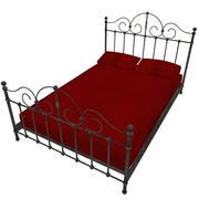 Bedcloth 16 3d model