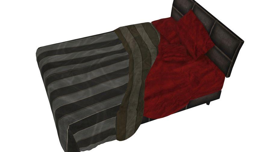 Yatak Örtüsü 08 royalty-free 3d model - Preview no. 4