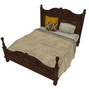 Yatak Örtüsü 34 3d model