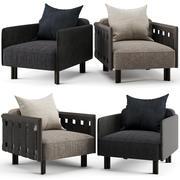 Henge RF Sessel 3d model