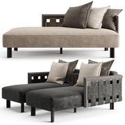 Henge RF Lounge 3d model