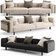 Henge RF Sofa 3d model