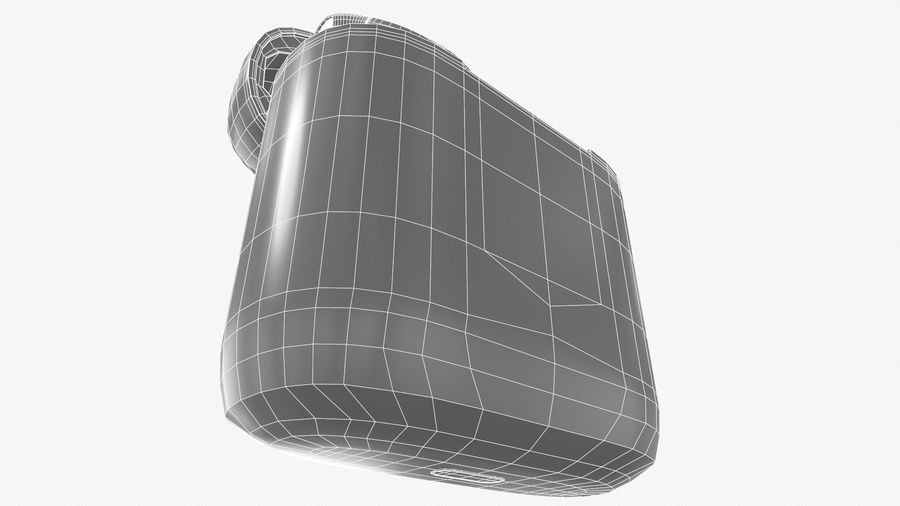 Apple AirPods with Case royalty-free 3d model - Preview no. 12