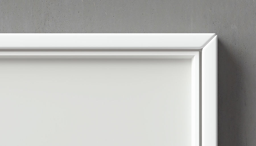 Picture Frames Set -128 royalty-free 3d model - Preview no. 9