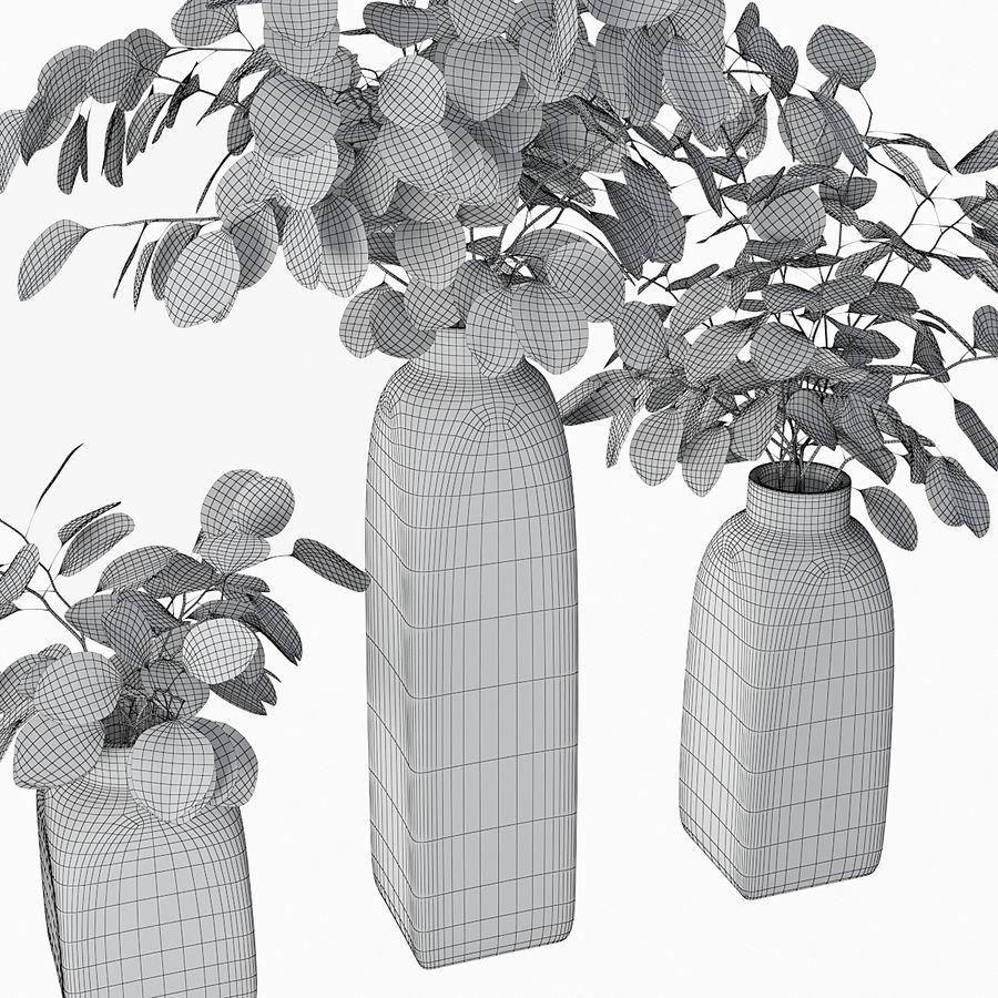 Eucalyptus 05 royalty-free 3d model - Preview no. 11