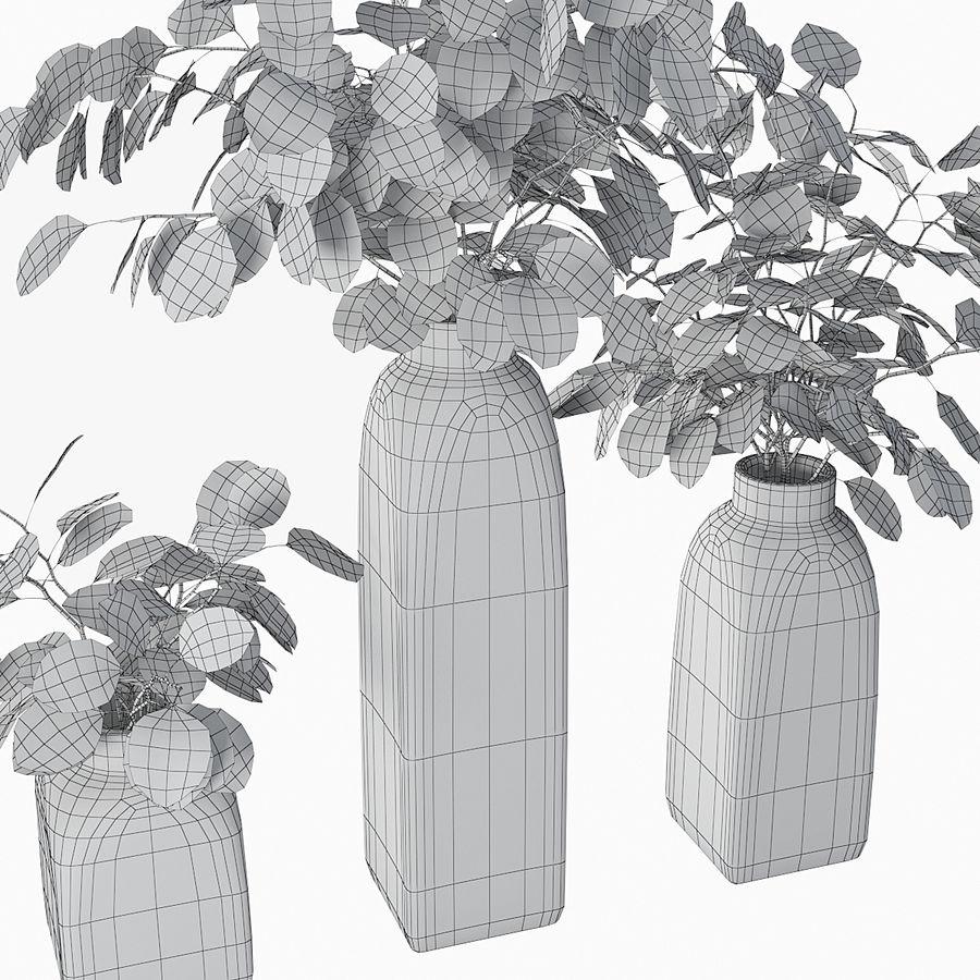 Eucalyptus 05 royalty-free 3d model - Preview no. 13