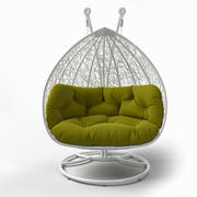 Cocoon chair 3d model