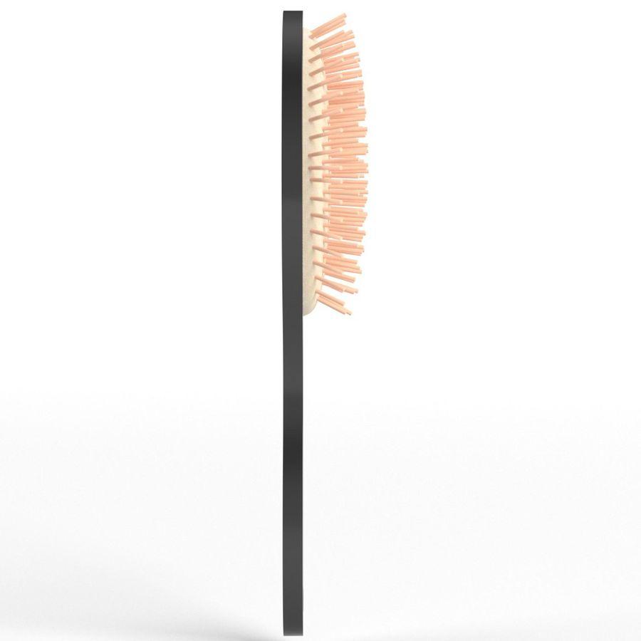 Щетка для подушки royalty-free 3d model - Preview no. 4