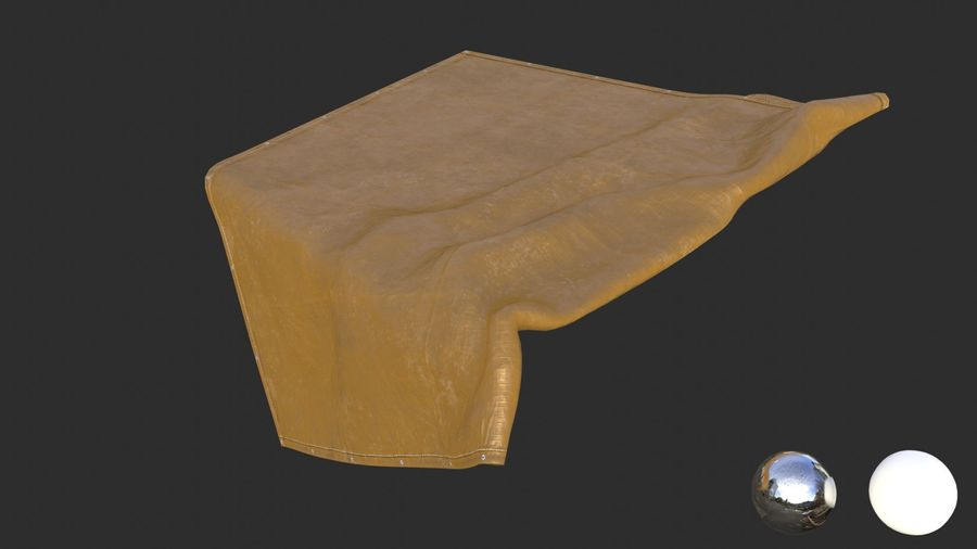 Tarp Assets 01 royalty-free 3d model - Preview no. 55