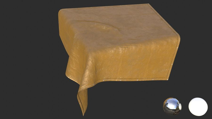 Tarp Assets 01 royalty-free 3d model - Preview no. 54