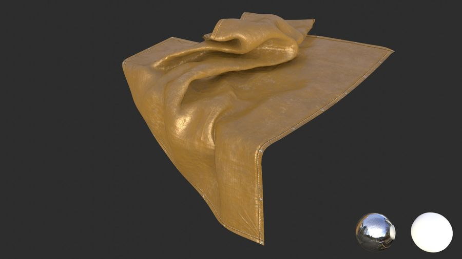 Tarp Assets 01 royalty-free 3d model - Preview no. 57