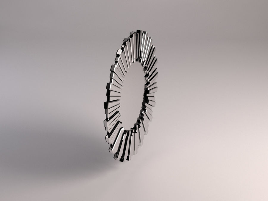 MIRROR --- Sun royalty-free 3d model - Preview no. 4
