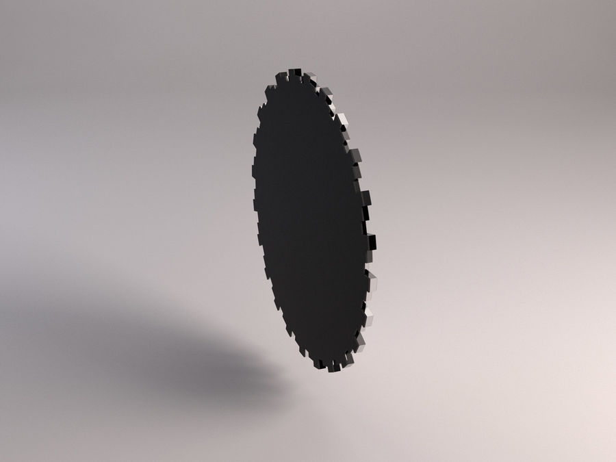 MIRROR --- Sun royalty-free 3d model - Preview no. 6