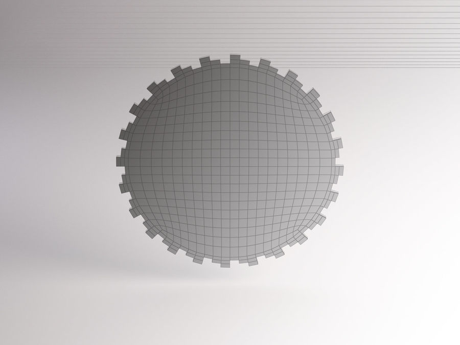 MIRROR --- Sun royalty-free 3d model - Preview no. 18
