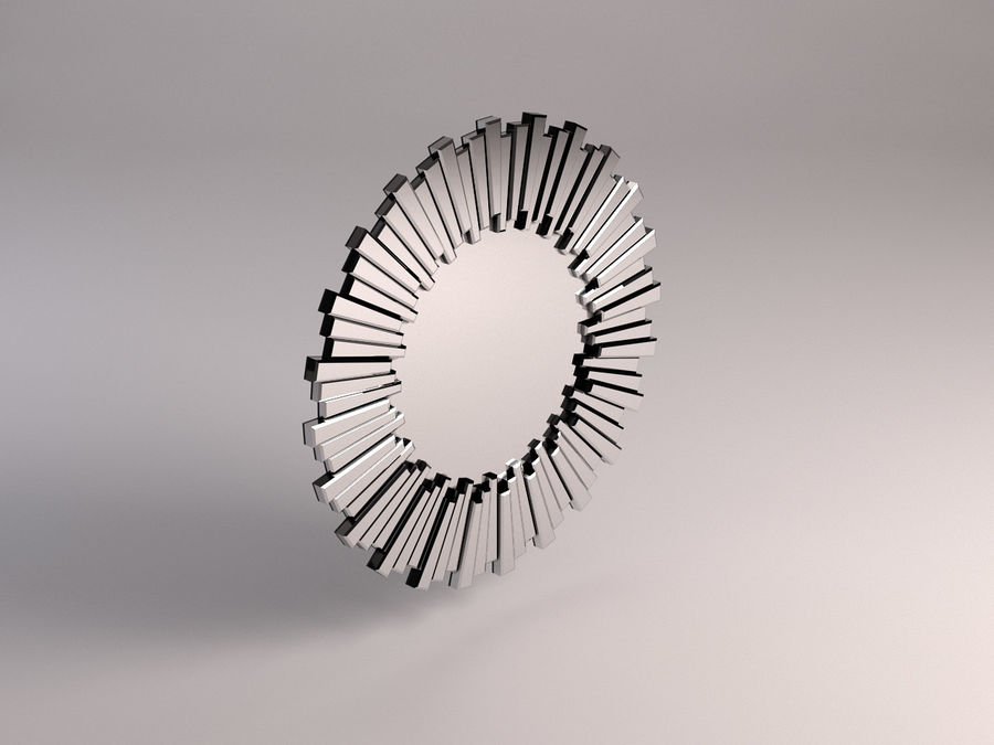 MIRROR --- Sun royalty-free 3d model - Preview no. 3