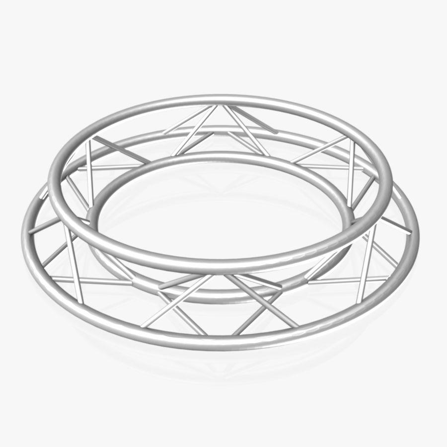 Truss Triangular diameter 150cm royalty-free 3d model - Preview no. 1