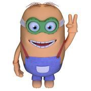 Minion toy 3d model
