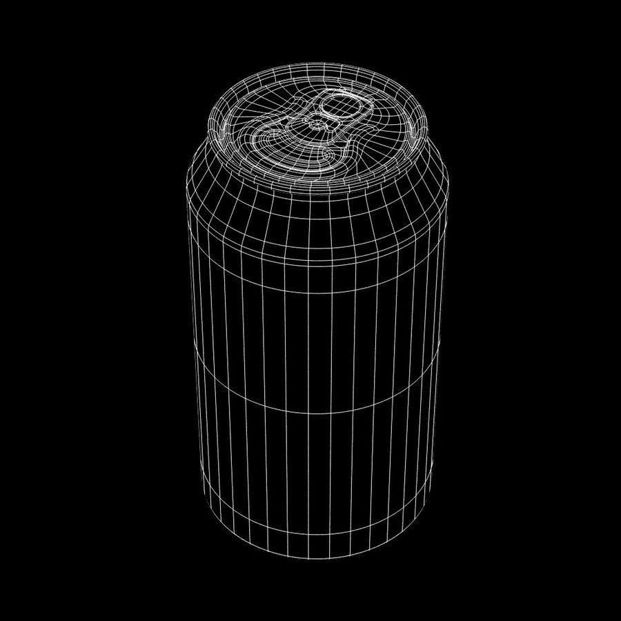 つぼみライト缶 royalty-free 3d model - Preview no. 5