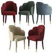 Krzesło Venere 3d model