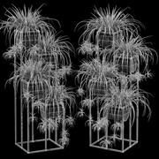 Stojak na rośliny Nyx 3d model