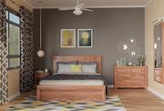 Chambre moderne 2 3d model