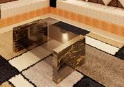 stół do salonu 3d model