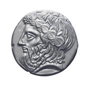 tetradrachme Tasos 3d model